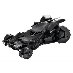 Batmobile Batman VS Superman Metal 3D
