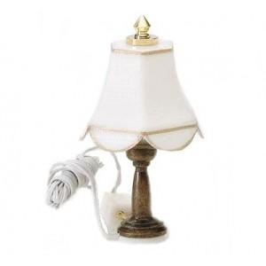 Lámpara Sobremesa Cobre Viejo