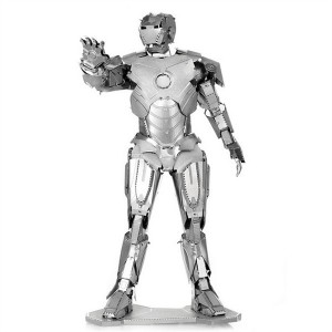 Ironman Metal 3D