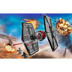 Fisrt Order Special Force TIE Fighter Blocks