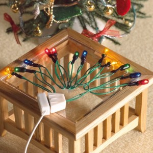 Bombillas Navidad 650mm