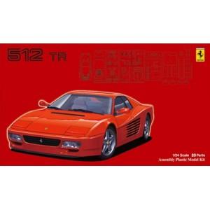Maqueta Ferrari 512 TR 1:24
