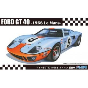 Maqueta Ford GT40 Mk.II Le Mans 1968 1:24