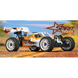 Buggy Spirit EVO 1:8 RTR 2,4Ghz