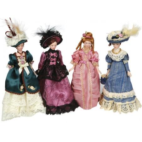 Personajes Victorianos