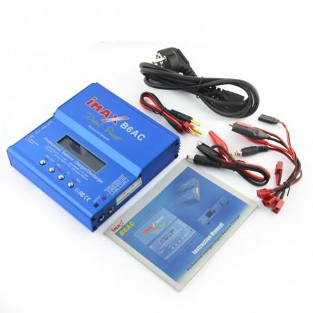Imax Multicargador + Balanceador B6AC Dual
