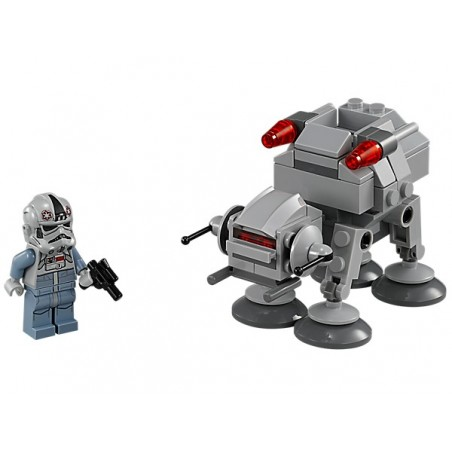 AT-AT Star Wars Microfighters Blocks