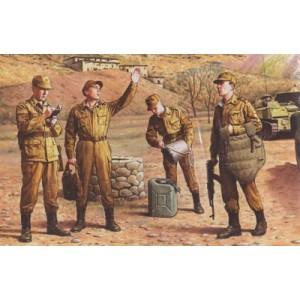Figuras Infantería Soviética Motorizada En Afganistán (1979-1988)