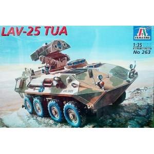 Maqueta Tank LAV-25 TUA