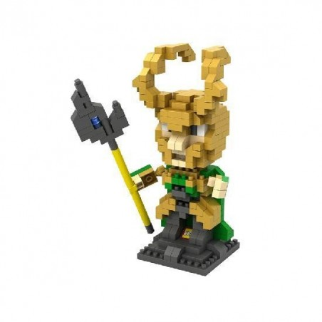LOZ Figura Loki
