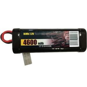 Batería 4600 NiMh 7.2V
