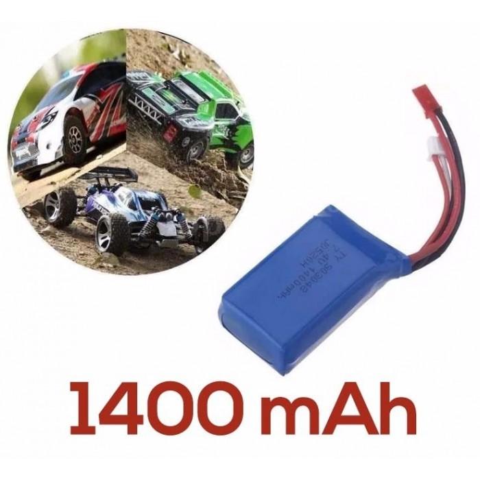 Batería Li-Po 2S 1400mAh Vortex