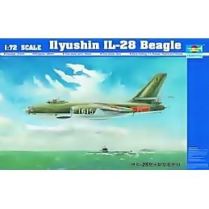 Maqueta Avión Ilyushin IL-28 Beagle
