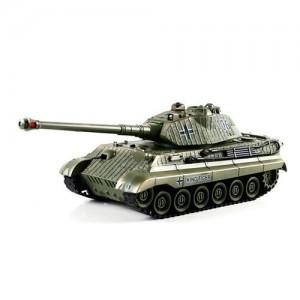 Tanque Batalla IR Interactiva King Tiger 1:28