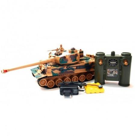 Tanque Batalla IR Interactiva Tiger I 1:28