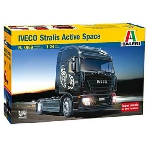 Maqueta Iveco Stralis Active Space 1:24