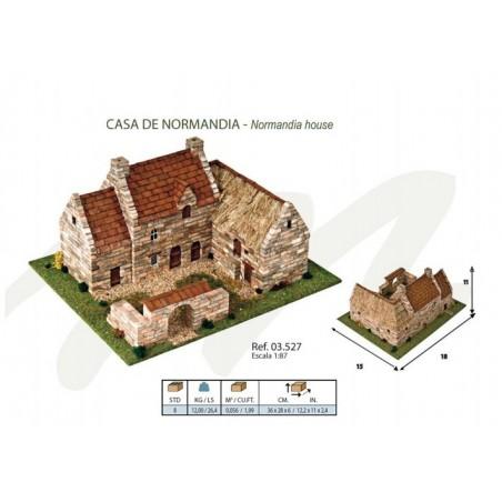 Casa Típica Normandía CUIT