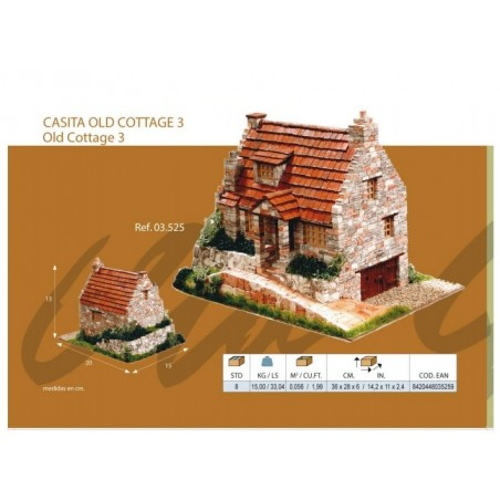 Casa Old Cottage 3 CUIT
