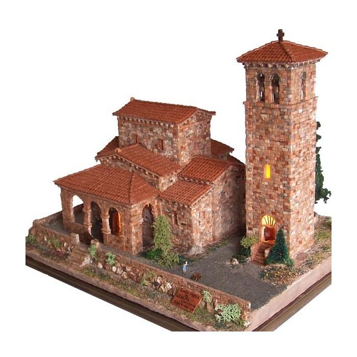 Iglesia Santa María de Lebeña CUIT