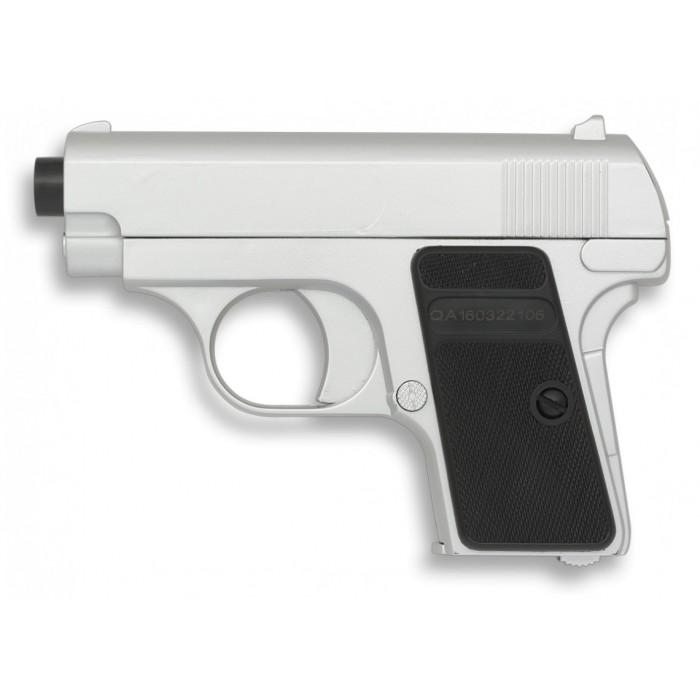 Pistola AIRSOFT P328 Double Eagle Plata