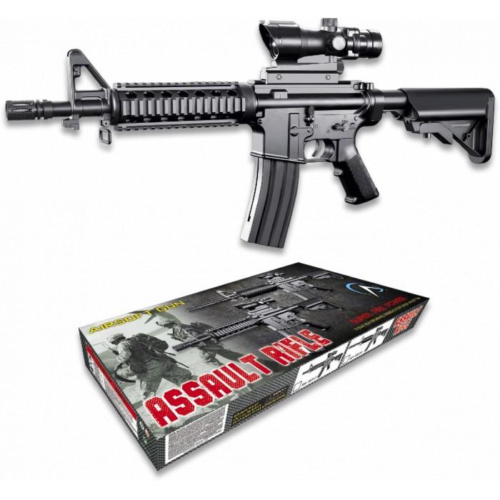 Arma Larga AIRSOFT Assault Rifle