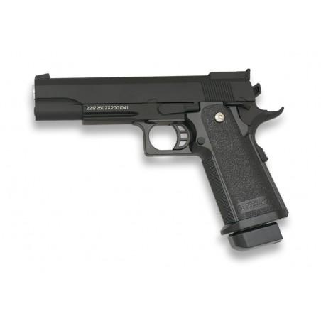 Pistola AIRSOFT Golden Eagle / 3002 Negra