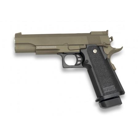 Pistola AIRSOFT Golden Eagle / 3002T Arena
