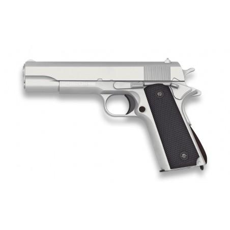 Pistola AIRSOFT Golden Eagle / 3003B Plata