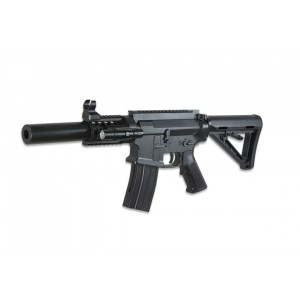 Arma Larga AIRSOFT Golden Hawk / 2205WS Negra