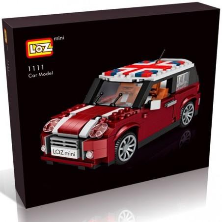 LOZ Mini Cooper 492 piezas