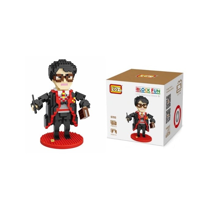 LOZ Figura Harry Potter 780 piezas
