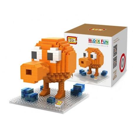 LOZ Figura Q-Bert 380 piezas