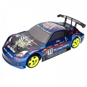 Coche Flying Fish EP 1:10 EP 2,4Ghz RTR