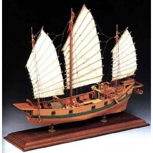 Barco Pirata Giunca Cinese
