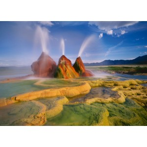 Puzzle 1000 Fly Geyser
