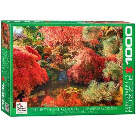 Puzzle 1000 Jardines Japonenes Butchart