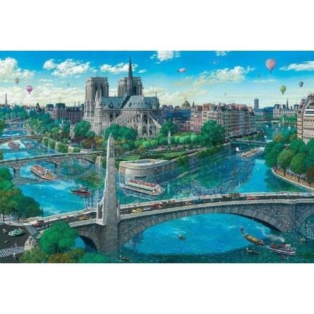 Puzzle 2000 Notre Dame