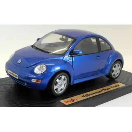Coche Colección 1:18 Volkswagen New Beetle