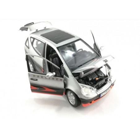 Coche Colección 1:18 MERCEDES Benz A-Class Hakkinen