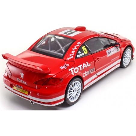 Coche Colección 1:18 Peugeot 307 WRC N.5