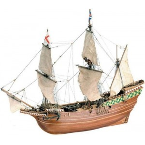 Barco Mayflower 1620