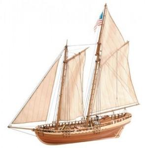 Barco Virginia American Schooner