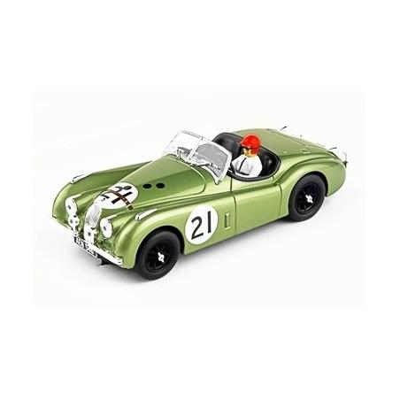 Jaguar XK120 Le Mans 51