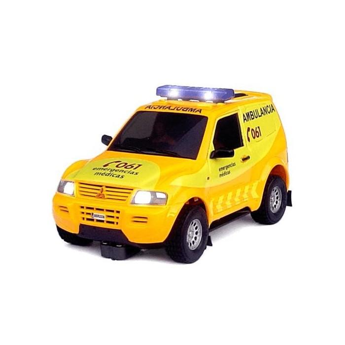 Mitsubishi Pajero Ambulancia