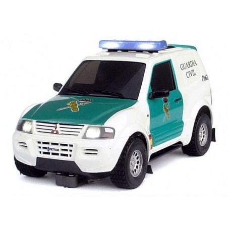 Mitsubishi Pajero Guardia Civil