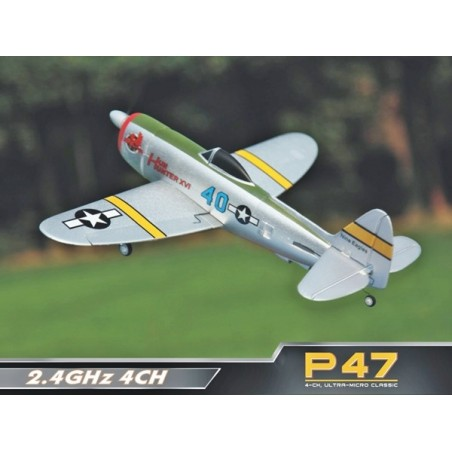 Avión P47 RTF 2,4G