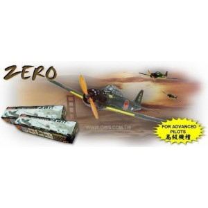 Avión Zero 350C/GS