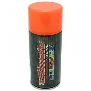 Spray Fluorescent Orange